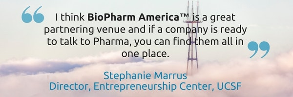 Stephanie MarrusDirector, Entrepreneurship Center, UCSF (1)