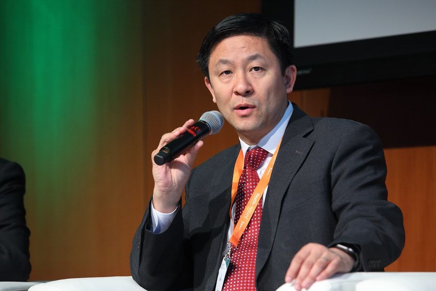Ji Li the Global Head of Business Development for BeiGene