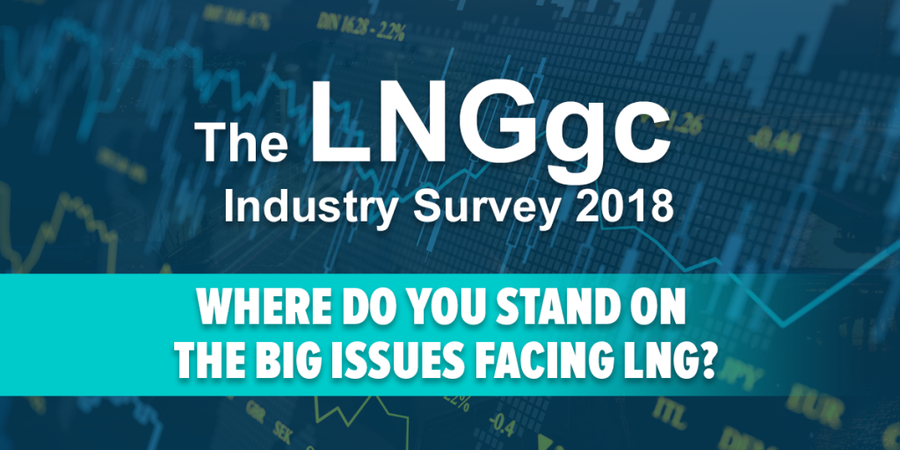The LNGgc Industry Survey