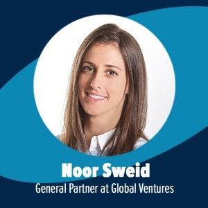 Noor Sweid - superreturn Asia speaker