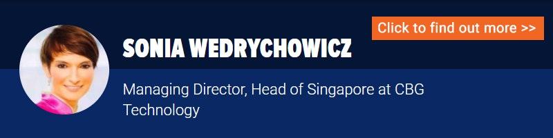 Sonia Wedrychowicz   RiskMinds Asia Speaker `