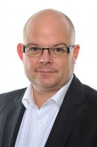 Dirk Paessler CEO of Paessler Photo