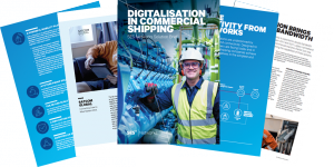 Digitalisation in Commercial Shipping - SES Networks Solution Brief