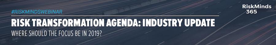 Webinar Banner RiskMinds industry update