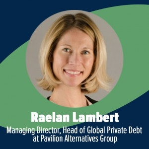 Raelan Lambert - SuperReturn Private Credit US speaker