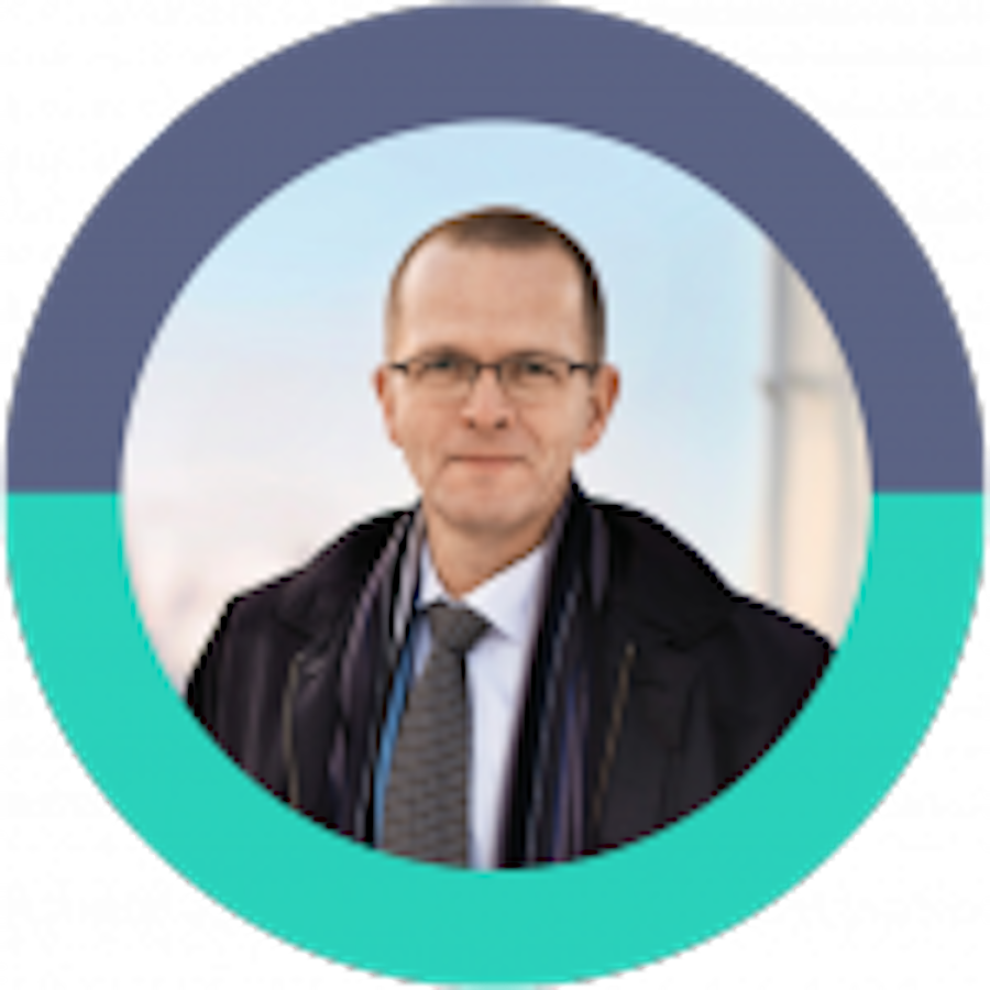 Andreas Nordseth, Danish Maritime Authority, CrewConnect Global Industry Awards