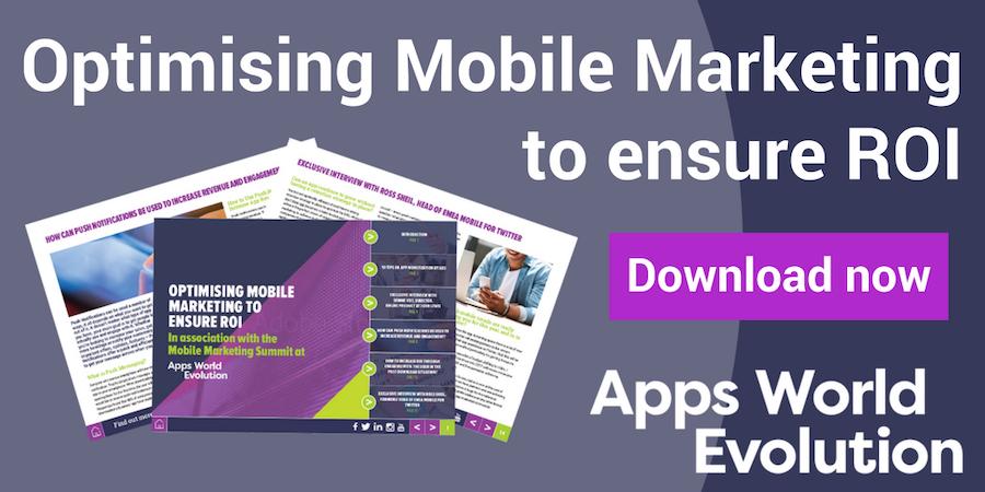 Optimising Mobile Marketing to ensure ROI1