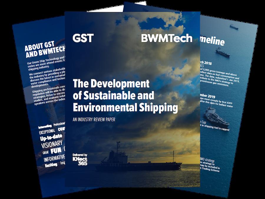 GST-BWMTech Paper fan