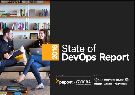 Puppet State Of DevOps Report Image