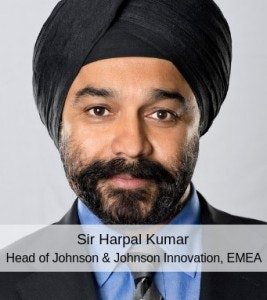 Sir Harpal Kumar