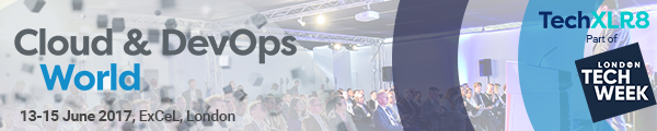 CLoud & DevOps TechXLR8 & LDN Tech Week Banner