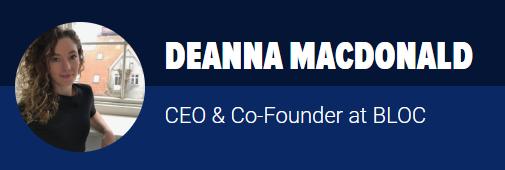 Shipping2030 Asia, Deanna MacDonald, BLOC, Singapore 2018