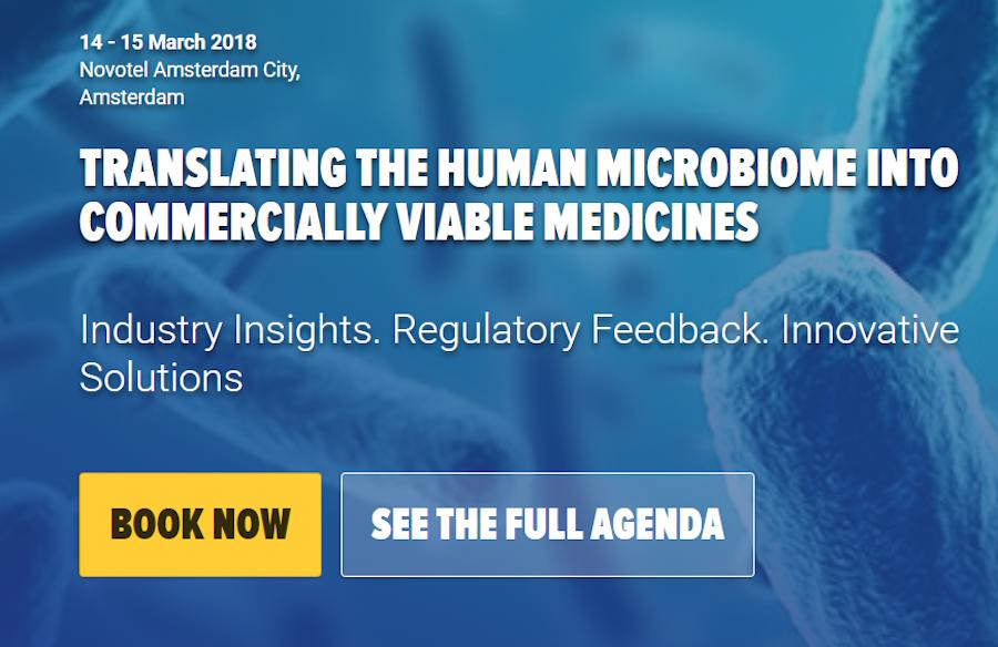 microbiome therapeutics