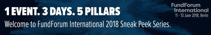 FundForum International 2018 sneak peek
