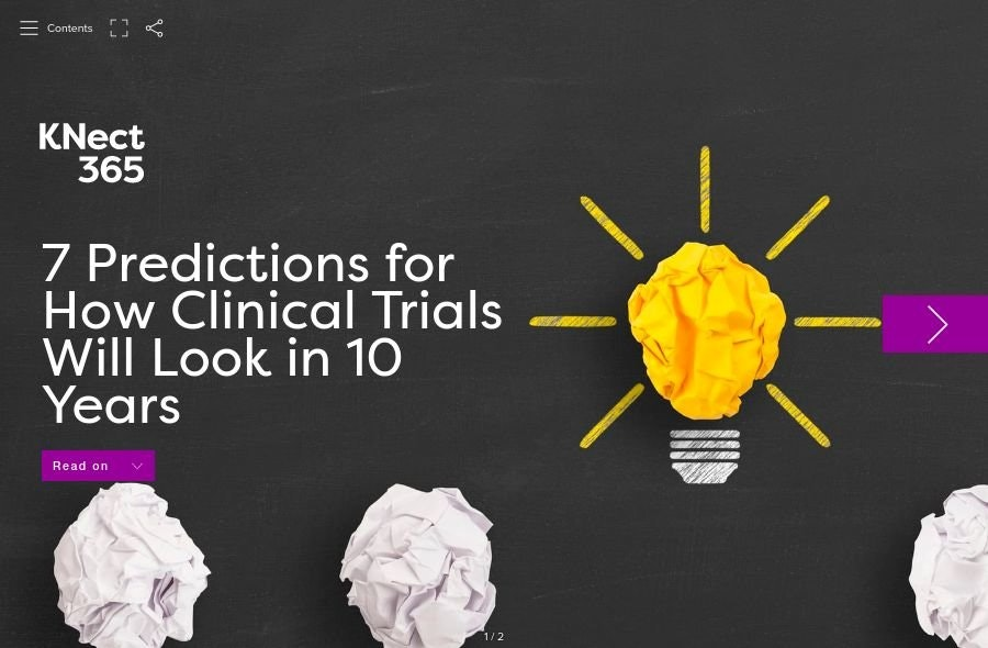 Clinical trial predictions