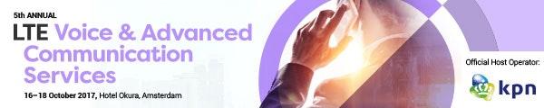 LTE Voice - VoLTE technology, ViLTE, VoWiFi and Advanced Communications Services event.