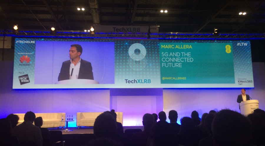 Marc Allera EE at TechXLR8