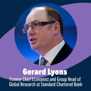 Gerard Lyons - feature