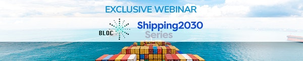 Learn more about blockchain's development in the shipping industry at our FREE webinar. Register here.