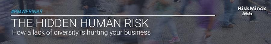 RiskMinds webinar: the hidden human risk