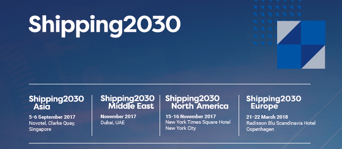 Join us at our Shipping2030 events across the world, where we will discuss digital solutions, how to create a digital culture, and many more topics essential in your business' survival.