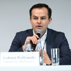 Lukasz Koltowski, CEO, HealthUp