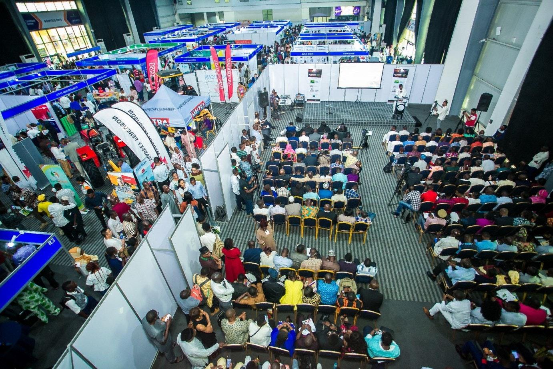 Exhibition Floor