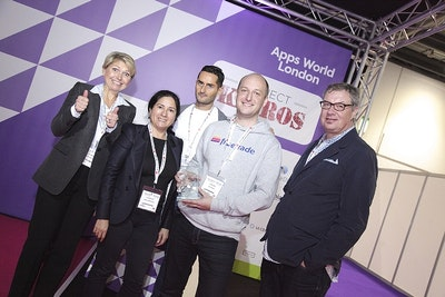 Apps World - Project Kairos Winner