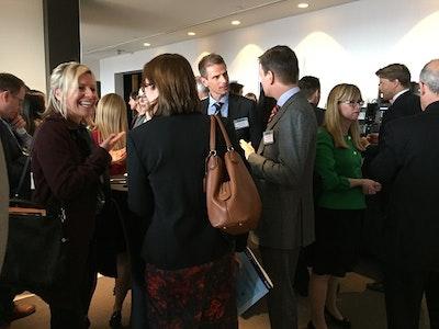 Networking Break - EU Pharmaceutical Law Forum 2016