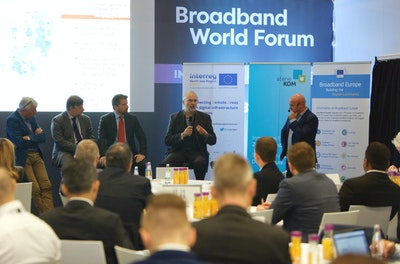 Broadband World Forum Workshops