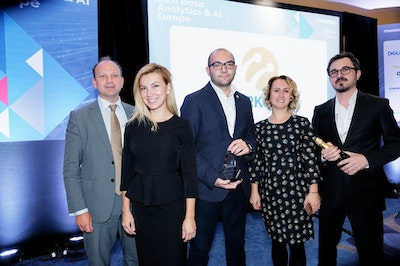 2018 Telco Data Analytics & AI Europe Award Winners Turk Telecom