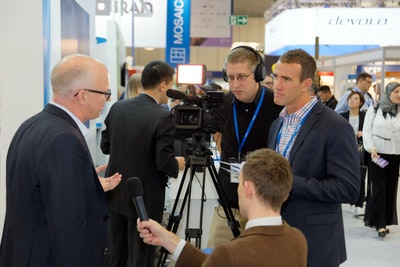 Broadband World Forum video interview