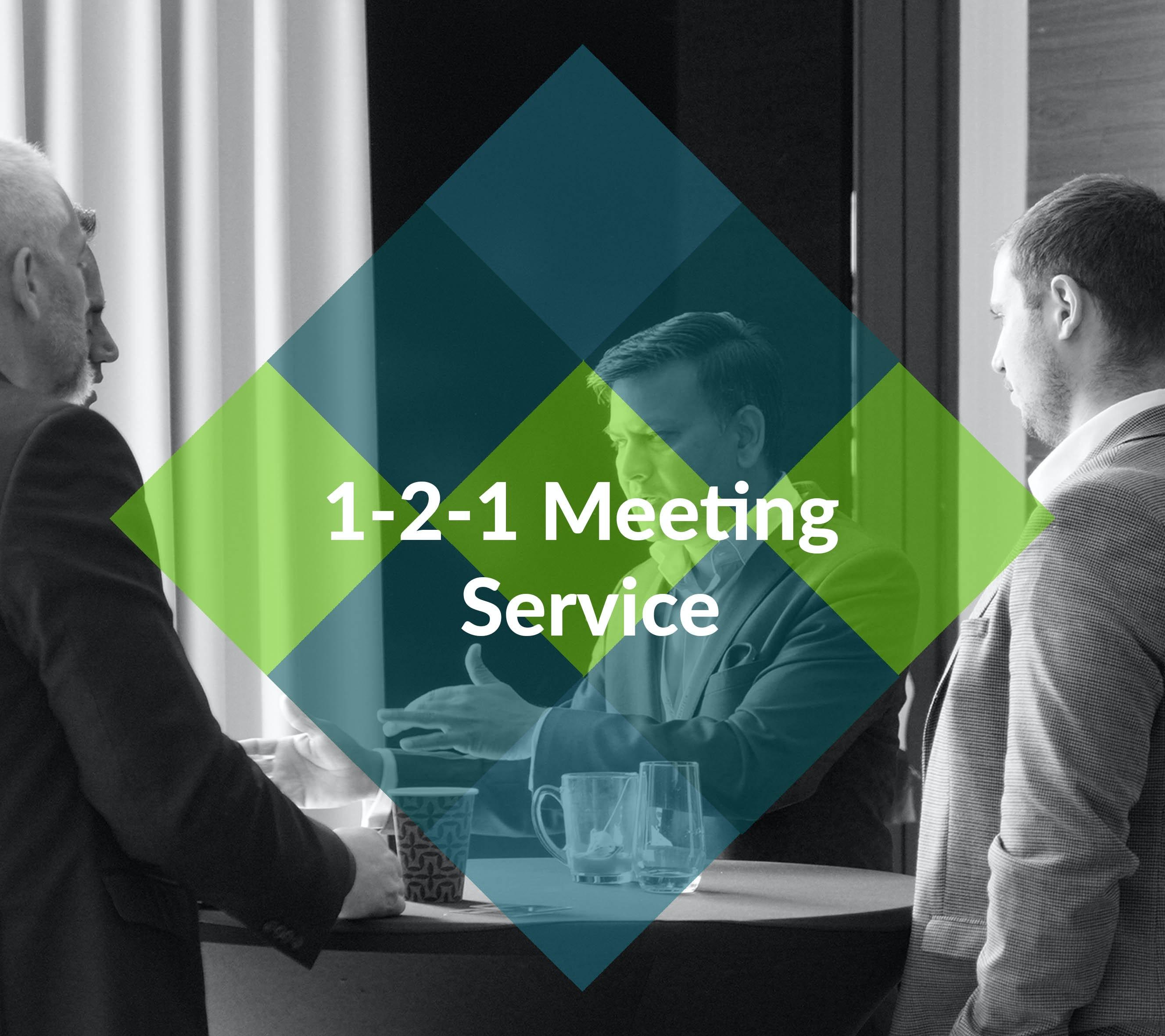 MVNOs Asia 1-2-1 Meeting service