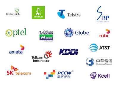 5G Asia Operator Attendees 1