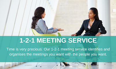 1-2-1 Meeting Service