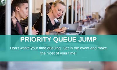 Priority Queue Jump