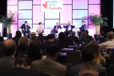 Inside ETFs conference panel session