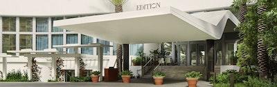 Miami EDITION Entrance