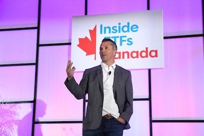Inside ETFs Cananda - keynote talk from Martin St. Louis, Canadian ice hockey legend