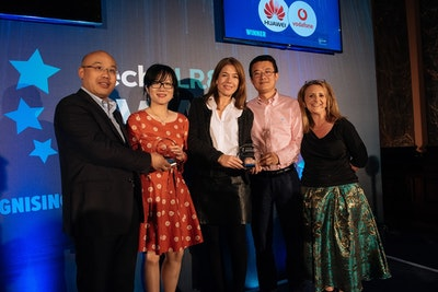 5G World Awards Ceremony Winners