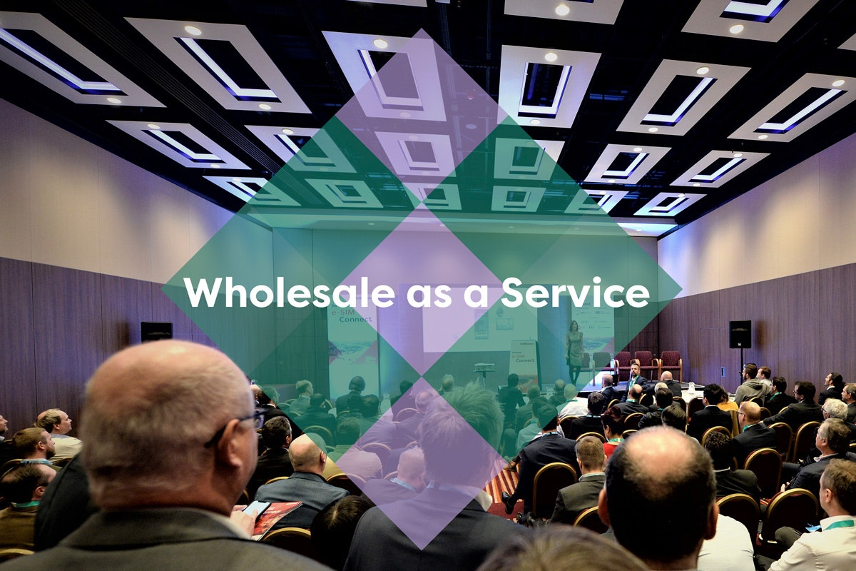 Wholesale telecoms conference
