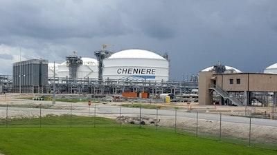 Cheniere Site Visit