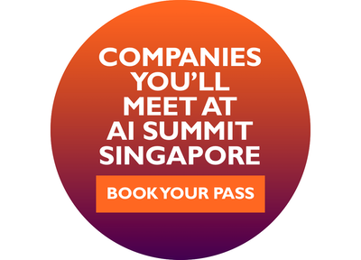 companies you'll meet at AI Summit Singapore