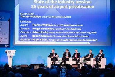 GAD World 2017 CEO Panel