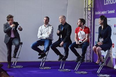 Mobile marketing summit panel 2016