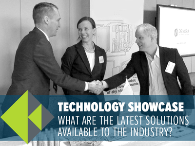 Technology showcase: waht are the latest solutions available to the industry?