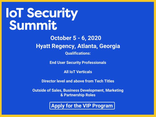 IoT Security VIP Program