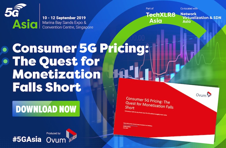 5G Asia - APAC's largest 5G event