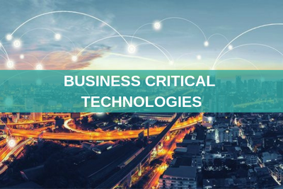 Business Critical Technologies