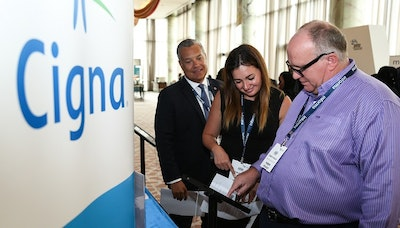 Cigna exhibiting at Compensation and Benefit Forum